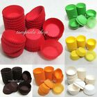 600pcs Muffin Cupcake Case Baking Cup Paper Liner Craft Party Wedding Birthday