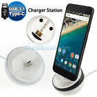 USB 3.1 Type C Charger Charging Dock Cradle Station For Google Nexus 5X 6P