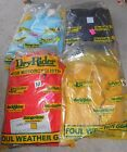 NOS NEW Dry Rider Dryrider Foul Weather Motorcycle Rain Suit Gear RainSuit