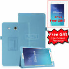 "Folio PU Leather Case Stand Cover For Samsung Galaxy Tab E 9.6"" 8.0"" SM-T377 New"