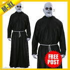 MENS Costume Fancy Dress Up RD Licensed Addams Family Uncle Fester DELUXE M XL