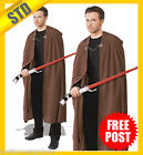 MENS Costume Fancy Dress Up RD Licensed STAR WARS Count Dooku Deluxe Robe