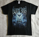 "Decrepit Birth official T-shirt ""Infinite thought"" black  NEW (M,L,XL)"