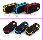 New Student Pencil Pen Case Brush Holder Cosmetic Pouch Makeup Box Bag