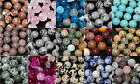 Semi Precious natural 6mm round gemstone beads - jewellery making