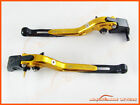 Yamaha YZF R1 2004 - 2008 CNC Folding Adjustable Extendable Brake Clutch Levers