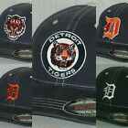 "Detroit Tigers ""FLEXFIT"" CAP ✨HAT ✨CLASSIC MLB PATCH/LOGO ✨2 SIZES 5 STYLES ✨NEW on Ebay"