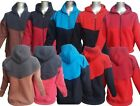BNWT Kids Girls & Boys Unisex Fleece Hoody Zip Up 2 COLOUR hoody Jummr1-13 Years