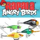 Rapala Angry Birds Lures, 4 models, New