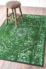 nuLOOM Ashlina Persian Overdyed Vintage Traditional Green Area Rug