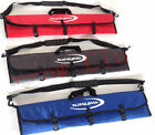 Archery shooting bag rolled-up recurve bow case with handle and shoulder straps
