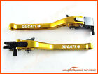 Ducati MONSTER M400 1999 - 2003 CNC Long Adjustable Brake Clutch Levers
