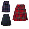 More images of New Ladies Scottish 20 Knee Length Kilt Mod Skirt Range of Tartans Size 6-18