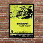 Easy Rider Motorbike Roadtrip Movie Poster High Quality Poster Print Art A1, A2+