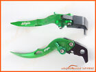 Kawasaki NINJA 650R ER-6F 06-08 Short Dagger CNC Adjustable Brake Clutch Levers