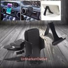 CD Slot Tray Car 360 Mount+Table Desktop Stand Holder for HTC/Huawei Cell Phone