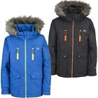 Trespass Ewan Boys Ski Jacket Waterproof Insulated Coat
