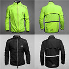 Sport Cycling Bike Bicycle Breathable Long Sleeve Jersey Jacket Wind Rain Coat
