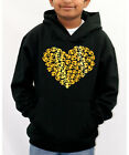 Halloween Skulls childrens kids pirate hoody hoodie sweatshirt - ideal present