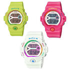 Casio Baby-G Ladies Sports Running Fitness Stopwatch Watch BG-6903 Colour Series