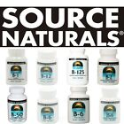 Source Naturals VITAMIN B all sizes - select option $16.28 USD on eBay