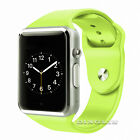 Bluetooth Smart Wrist Watch For Android iPhone Samsung LG Support SIM TF Card