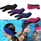 Children's Adult's Ear Head Band Neoprene Wetsuit Head Band Swimming Bath Cap