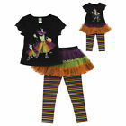 """Dollie & Me  Sz 6 and 18"""" doll matching  dress outfit clothes fit american girl"""