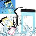 Universal Waterproof Underwater Pouch Dry Bag Case Cover For iPhone 6 Samsung s7