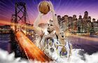 STEPHEN CURRY Poster #36 [Multiple Sizes]  NBA BASKETBALL GOLDEN STATE WARRIORS on eBay