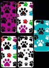 cute paw print animal cat dog paws  iphone 6  4.7 inch HARD  CASE   BACK COVER