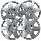 "Replacement Hubcaps Wheel Cap Covers 15"" Hub Caps For Toyota 42621-AB110 4 Pack"