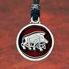 Celtic Boar, Hog or Pig Pendant in Fine Lead-Free Pewter   Made in USA