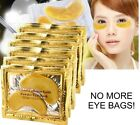 Crystal Collagen Gold Powder Eye Mask Crystal Eye Mask