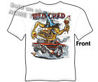 Ratfink T Shirts Pontiac Shirts GTO Shirts Big Daddy Clothing 1965 Muscle Car