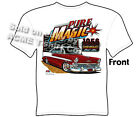 Chevy Shirt Chevrolet Clothing Classic Car Shirt 1956 56 Bel Air Tee Pure Magic