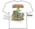 Rat Fink Shirts Corvette Shirts Chevy Shirt Vicious Vette C4 Corvette Apparel
