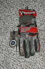 Huntworth Spartan Midweight Gloves Realtree Camo Hunting M/L or L/XL Touchscreen