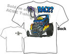 Big Daddy Shirts Drag Nut Race? Rat Fink T-shirt Ed Roth Shirt Sz M L XL 2XL 3XL