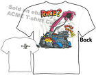 Rat Fink Shirts Race? Big Daddy T Shirt Ed Roth Clothing Tee Sz M L XL 2XL 3XL