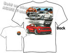 Boss Mustang T Shirt 69 1969 302 Ponycar Tee The Boss Is Back Sz M L XL 2XL 3XL