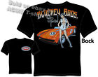 Stingray T Shirt Corvette Tee Vette Race Car Pin Up Clothing Roadster Apparel