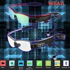Bluetooth 4.0 Smart Glasses Photo Video Camera Phone Call Music For Android IOS