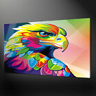 EAGLE ABSTRACT CANVAS PRINT PICTURE WALL ART FREE UK DELIVERY VARIETY OF SIZES