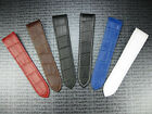New 23mm Leather Strap Extra Large SANTOS 100 Watch Band XL 38mm X1 VRII