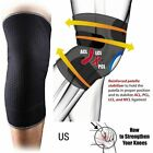 Professional Breathable Knee Brace Knee Support Guard Protective Compression DD1