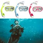 New Dry Purge Snorkel Scuba Dive Snorkeling Swim Gear Junior Youth Child OE@
