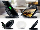 Quick Qi Wireless Charging Pad Fast Charger Stand for Samsung Galaxy S6 S7 Edge