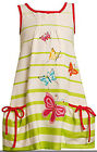 Bonnie Jean  sz 5 6  butterfly summer dress