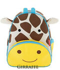 SKIP HOP ZOO LITTLE KID BACKPACKS; Ladybug,Giraffe,Owl,Unicorn,Butterfly,Monkey